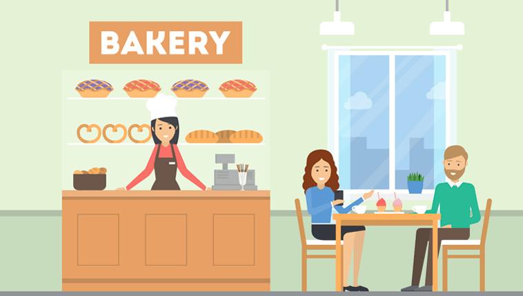 Hvordan ville jeg markedsføre en bager?