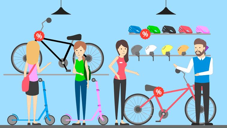 Hvordan ville jeg markedsføre en cykelhandler?