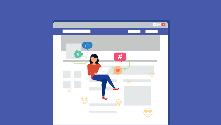 Sammenspillet mellem Google og Facebook